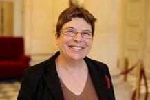 La députée Brigitte Allain - photo D.R.