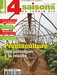 les quatre saisons du jardin bio n 210 permaculture journalistes crivains. Black Bedroom Furniture Sets. Home Design Ideas
