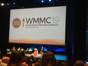 La World Marine Mammal Conference à Barcelone, décembre 2019 - photo Frédérique Gilbert