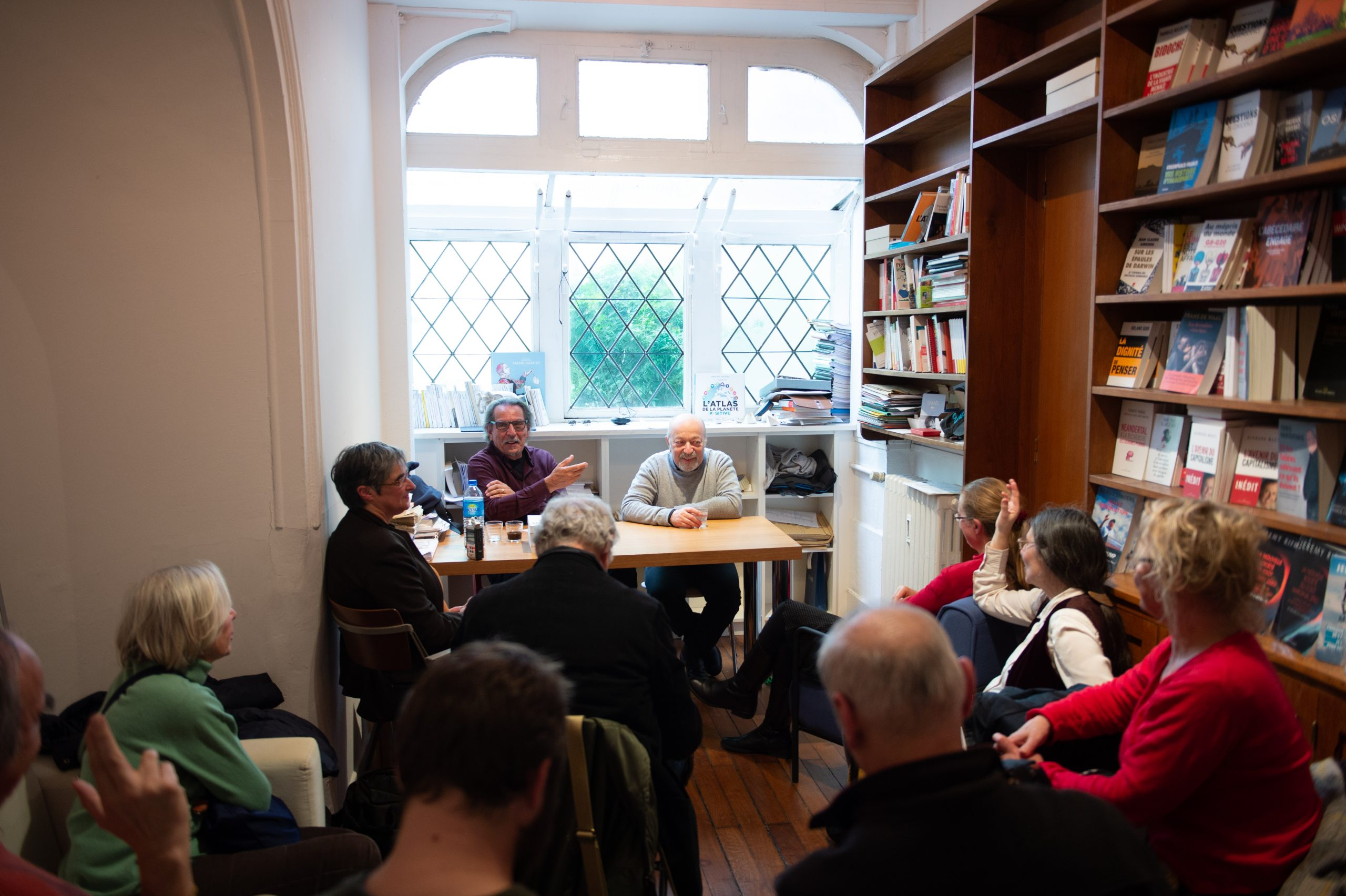 Sophie Pinard La Gacilly les petits déjeuners – journalistes Écrivains